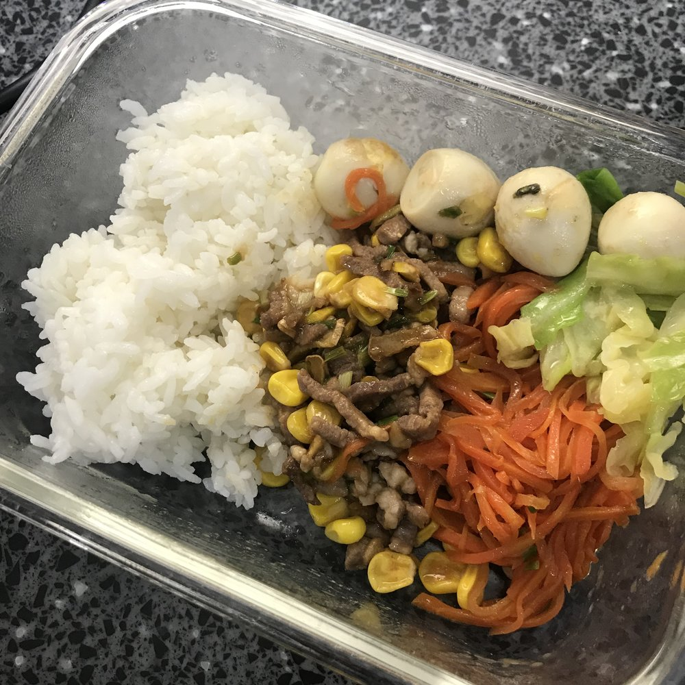 """""""My mom made this by hand, she doesn't cook often,"""" says an extremely grateful  Grace L . """"But because I'm sick she wanted to make me some healthy and good food. """""""