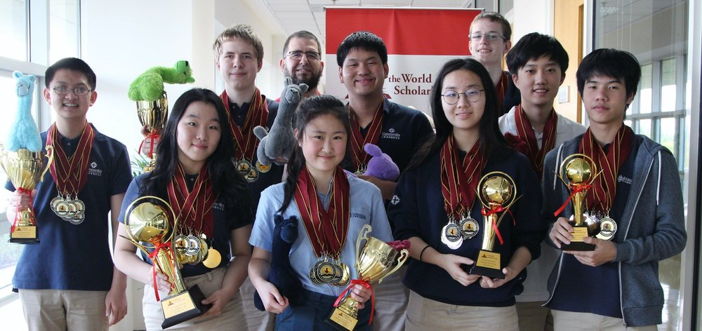 The World Scholar's Cup competition last year was a huge success as the Concordia Quiz Bowl team earned more than 5 trophies and dozens of medals.