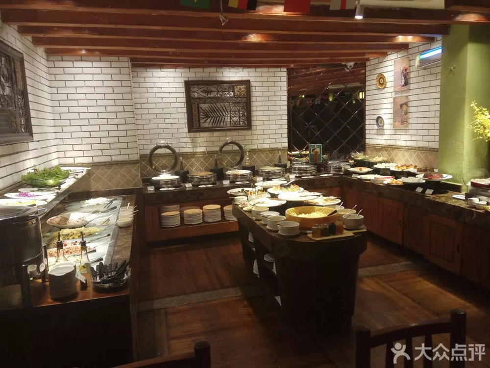 The Jinqiao location of Da Marco has become increasingly popular since opening last year.  (image supplied)