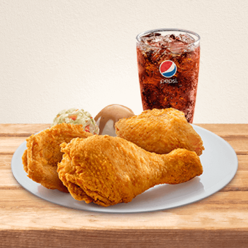 KFC is seen often on our campus over the lunch hour. (image:  KFC Malaysia )