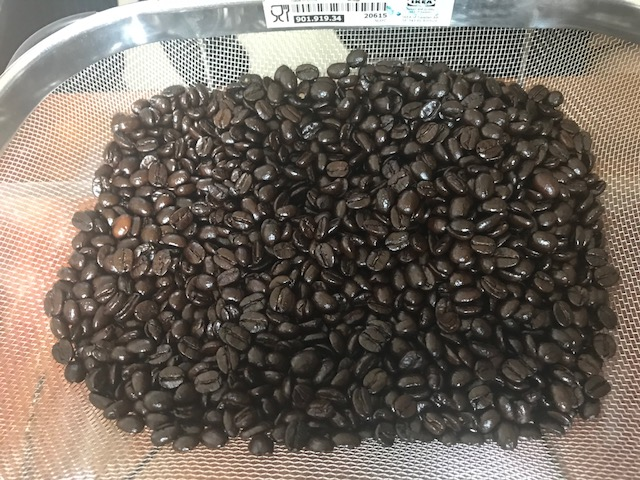 Freshly roasted goodness, bridging the gap between Concordia and Yunnan province