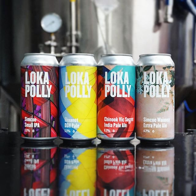 Yo! The webstore has been re-stocked for the last time this year! It features our two latest beers we packaged into can yesterday; Chinook Vic Secret IPA and our good ol' trusty Simcoe Waimea XPA that we can't resist going back to! 💚💚💚💚💚💚💚💚💚💚💚💚💚💚💚 On a side note; We turn 1 year old in January. Launching Loka Polly has well and truly been the best, most stressful, and definitely the most drunken year of our lives. To celebrate our first birthday, we will be launching our new range along with... well, pretty much everything else we have up our sleeves including a much improved online store. To everybody who has bought, drunk, enjoyed and instagrammed our beers in our commission year as a brewery; THANK YOU from the bottom of our hearts. Our last availability went out today before we prepare for Christmas shut down to re-charge our batteries which in turn, allows us time to move into our new brewhouse allowing us 2.5 times more capacity! 🍻🍻🍻🍻