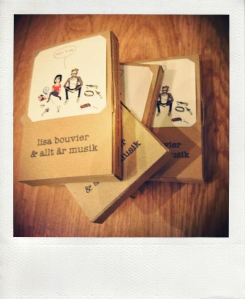 LisaBouvier cassettes