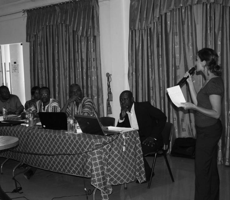 Ghana, November 2012