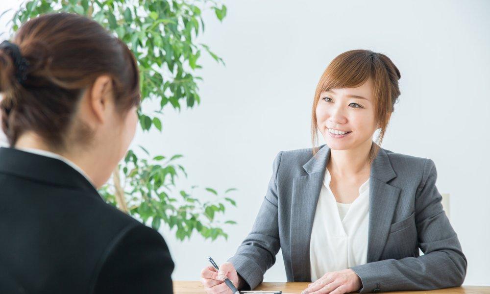 英語での履歴書と面接