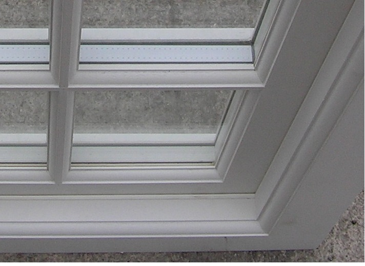 Energy saving - Our wooden windows can be glazed with both double glazed and triple glazed units.  We supply U-value certificates to all our window customers which state the energy efficiency of each individual window.