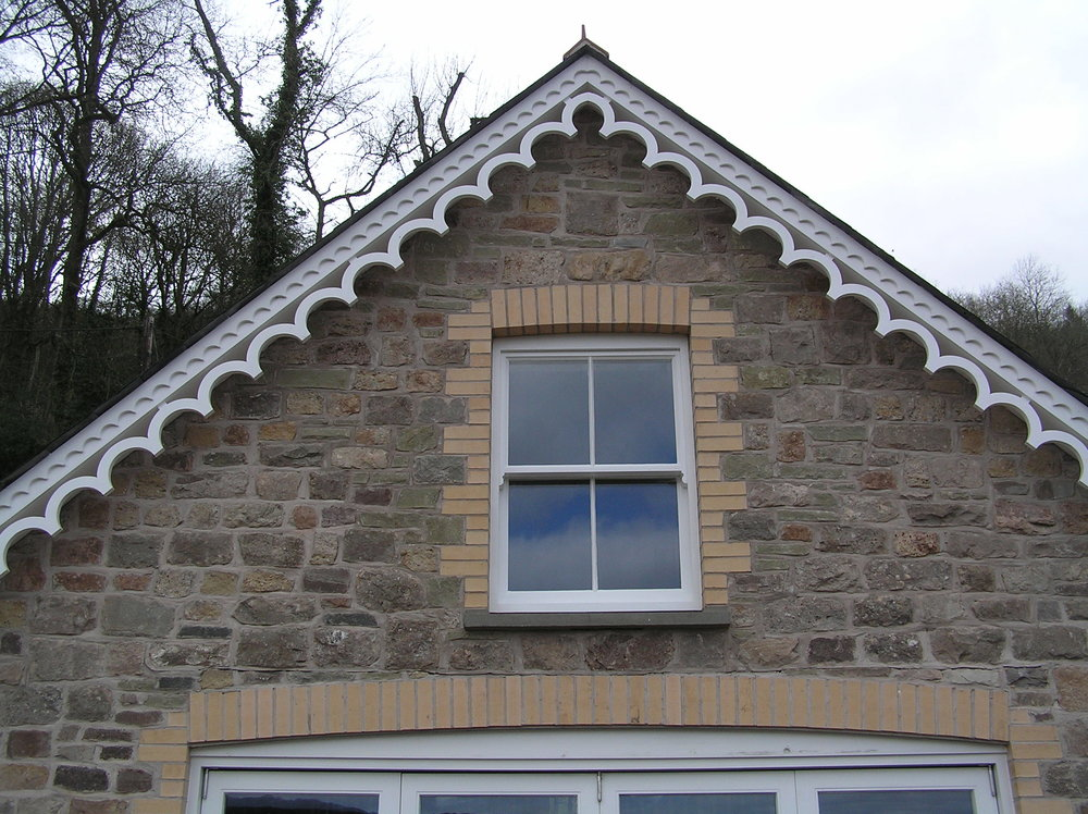 Hardwood Sash Window in Herefordshire