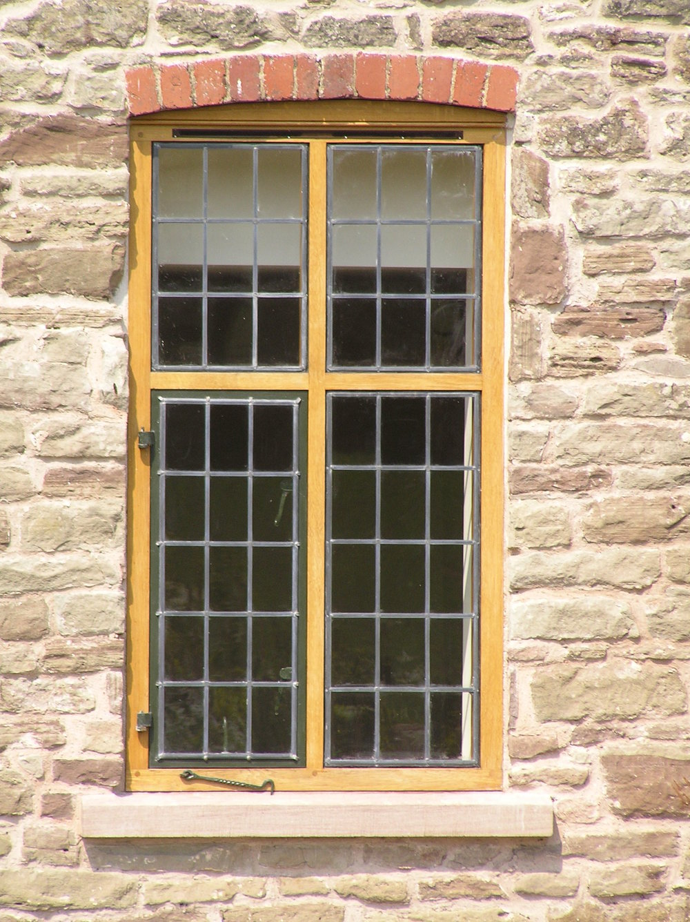 Softwood window made in Hereford