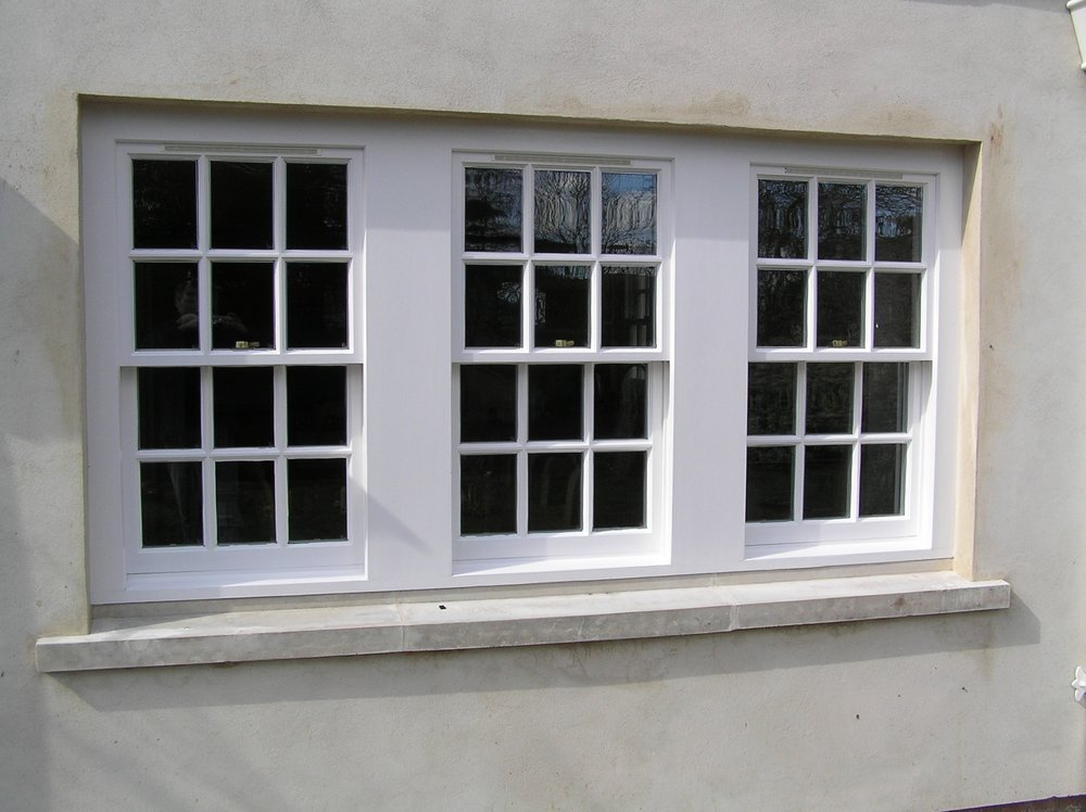 Sash Windows made in Hereford