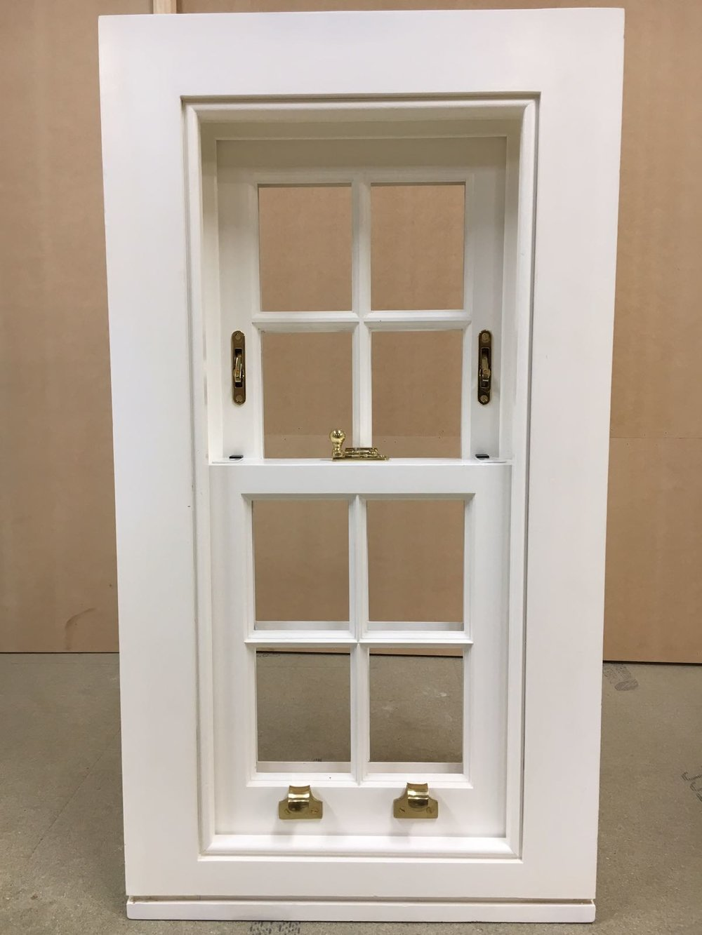 Wooden Sash Window Hereford