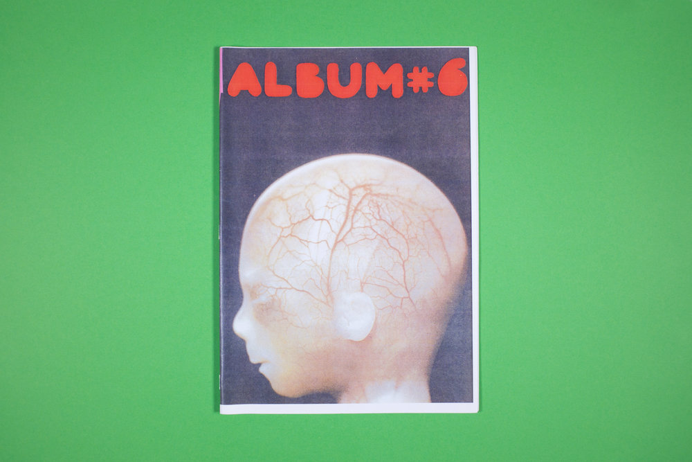 Copy of albm 6 album fanzine on having a baby or the perverse need to love something smaller and cuter then yourself when a younger love will no longer do solutioingenieria Gallery