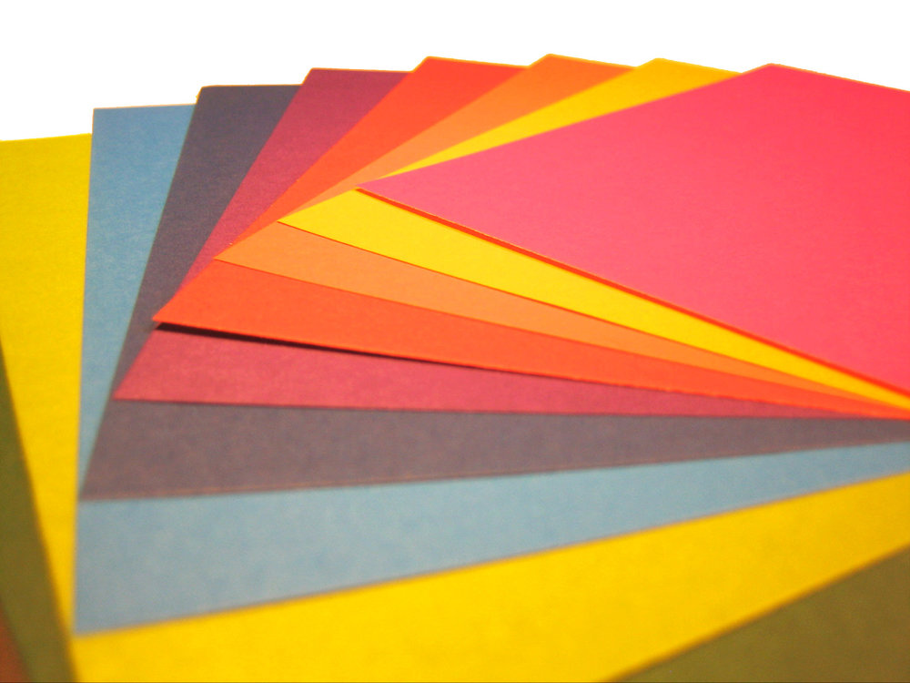 Single Colour Origami Paper - Specially selected Pantone colours, made from sustainably sourced, FSC-certified Origami paper