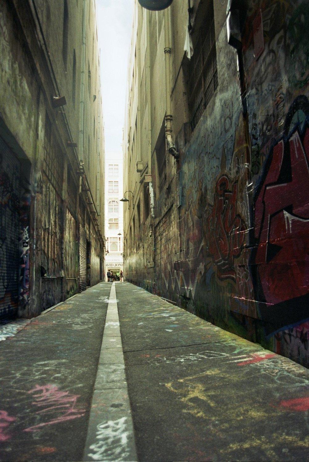Melbourne - Australia ~