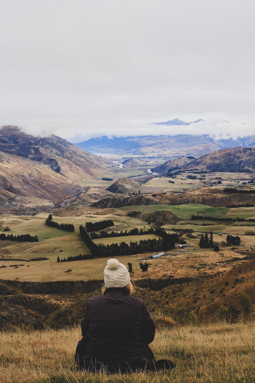Arthur's Pass, New Zealand ~