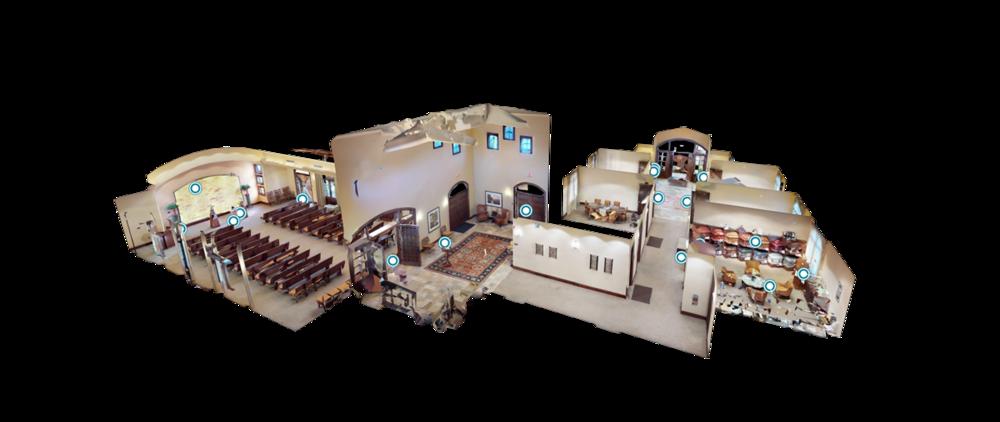 Alta Mesa Chapel & Funeral Home (Ausschnitt / detail)