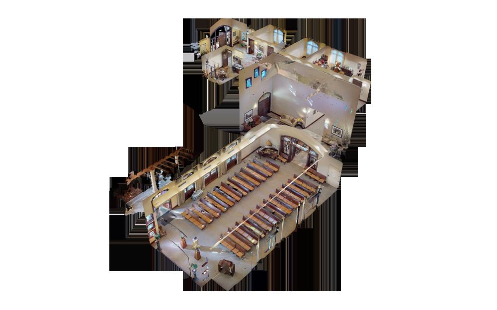Alta Mesa Funeral Home & Chapel, Palo Alto, USA, mit CONVELA SOGON©-System