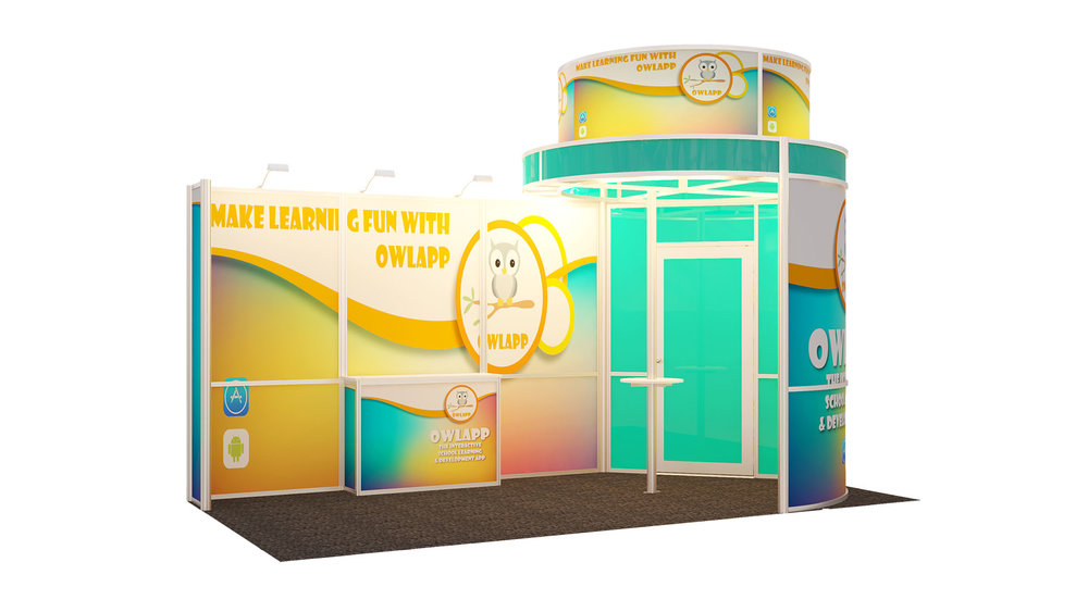 Copy of Trade Show Stands