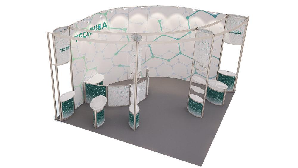 Modular Exhibition Stands Yard : Exhibition stands modular designs u the marketing works