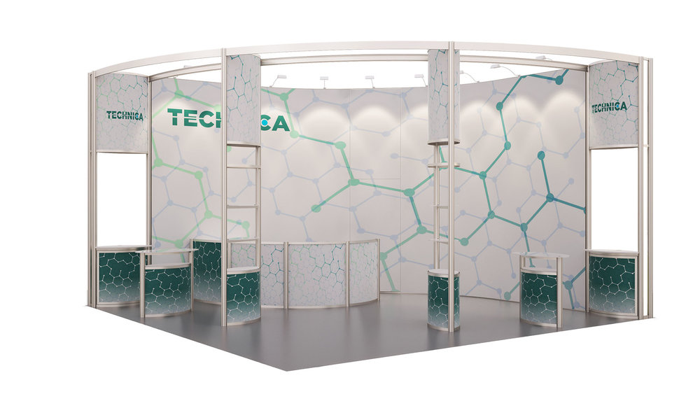Copy of Exhibition Display Stands