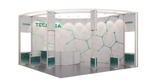 exhibition stand build