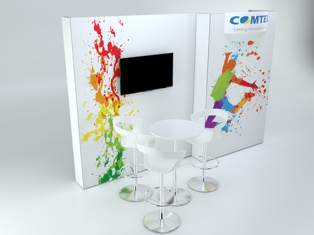 Simple Exhibition Stand Builders : Simple exhibition stand ideas for budget conscious businesses