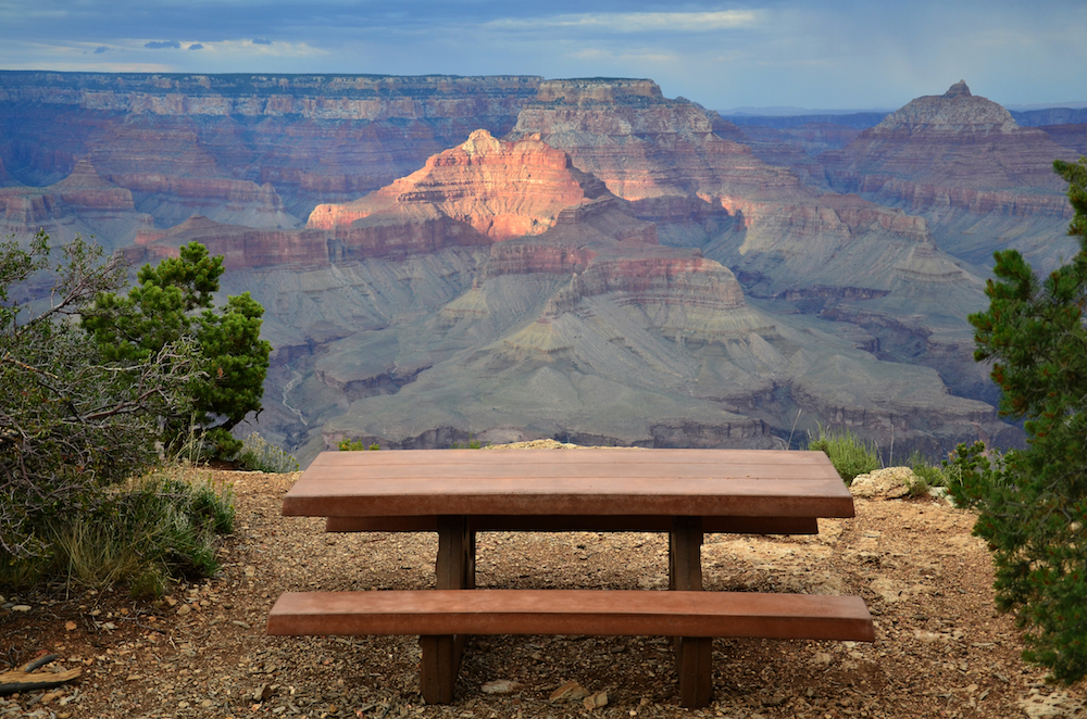 Photograph courtesy of  Grand Canyon National Park