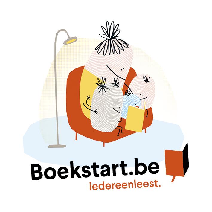 Boekstart - De Sprookjesmobiel is opgenomen in de Boekstartgids. De leerlingen kregen ook een vorming op 14/1/19 rond interactief voorlezen voor baby's en peuters onder begeleiding van Inge Umans.
