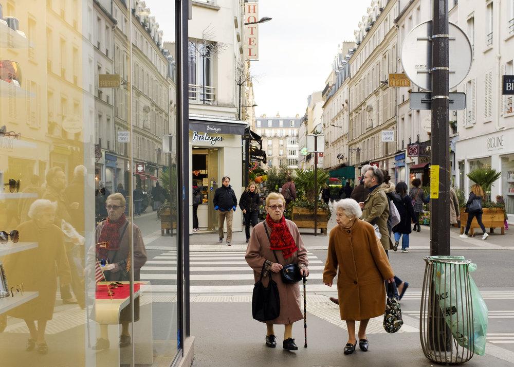 Petites femmes. Paris, France 2018