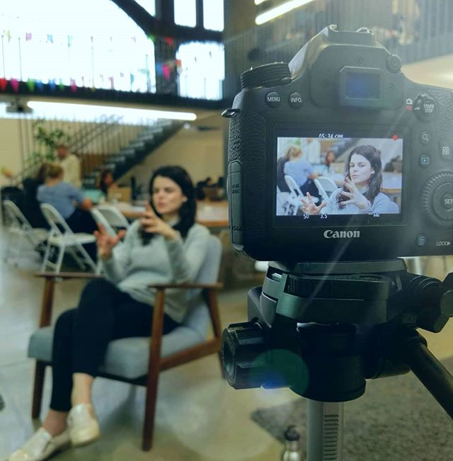 Our co-founder Alice spent the afternoon sharing her thoughts on what makes the most successful co-founding teams, what she's learned about company culture and the difference between 'missionary' and 'mercenary' founders. Coming soon...