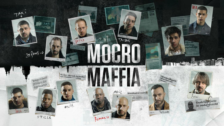 Mocro Maffia Ruben Van Esterik