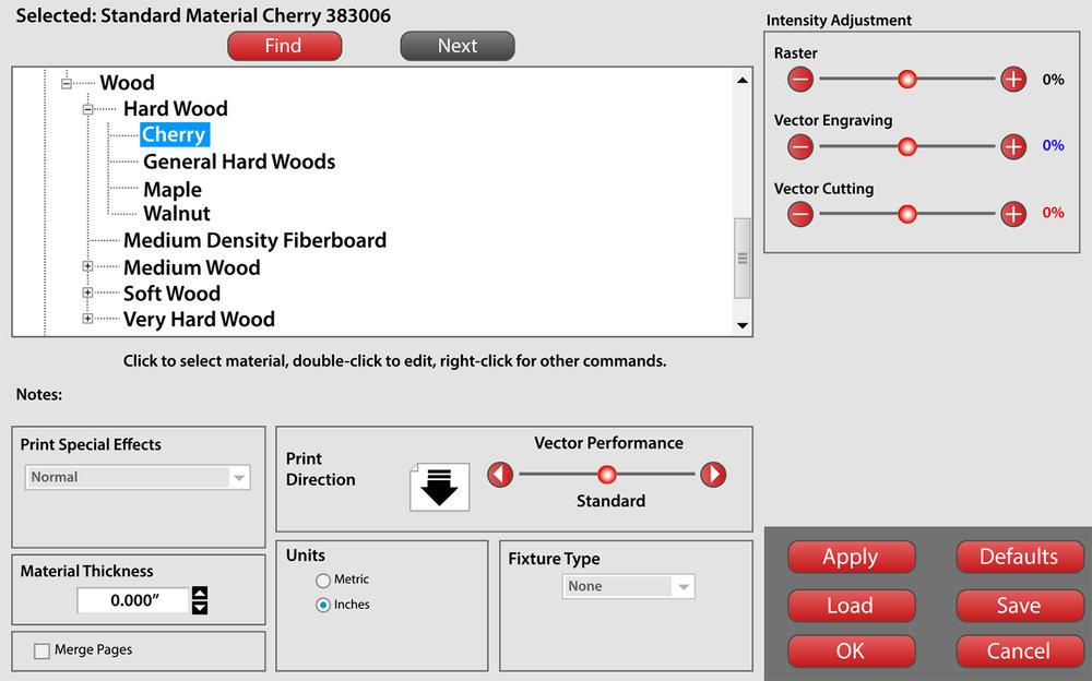 printer driver control software