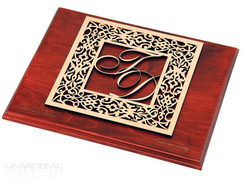 natural_(organic)_materials_wood_laser_cutting_plaque_with_a_10.6_micron_co2_laser