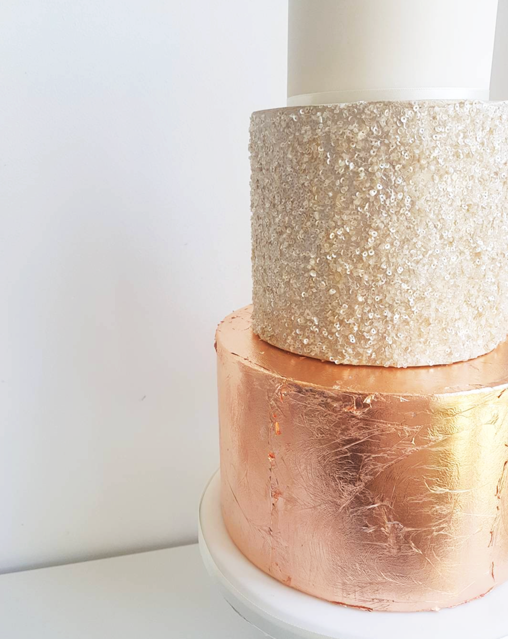 DOTTY ROSE CAKE DESIGN ROSE GOLD FOIL CAKE 3 TIER.png
