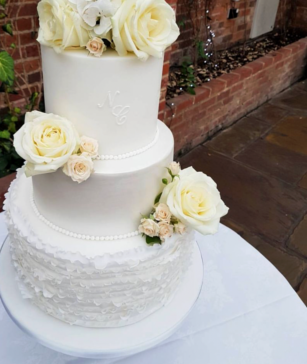 DOTTY ROSE WEDDING CAKE DESIGN 3 TIER INITIALS CALLIGRAPHY.png