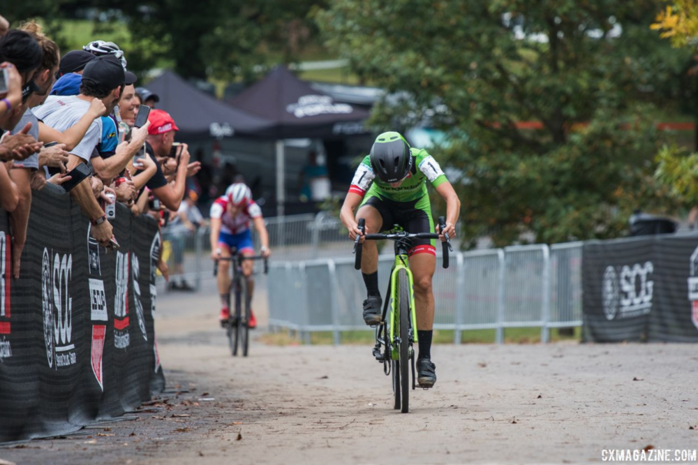 CXMAGAZINE:  KEOUGH AND HYDE HAVE A CHARMED SUNDAY AT CHARM CITY CROSS DAY 2 – REPORT, PHOTOS