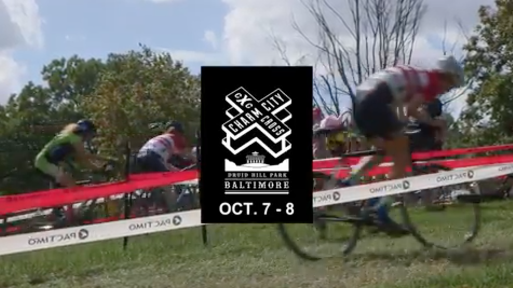 VELONEWS:  VIDEO HIGHLIGHTS FROM THE US CUP-CX/CHARM CITY CROSS