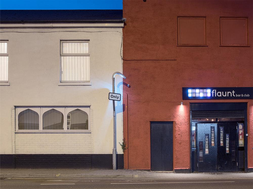 Ben Altman, East Anglian Bangladeshi Mosque And Community Centre/Flaunt Nightclub, Norwich