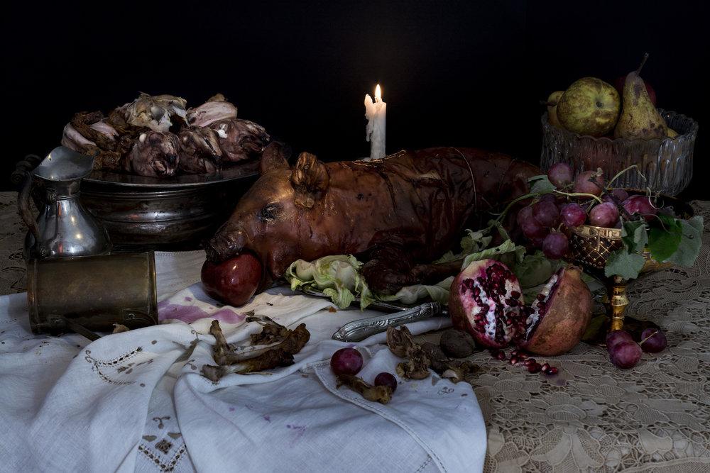 King Henry VIII-Banquet Diet