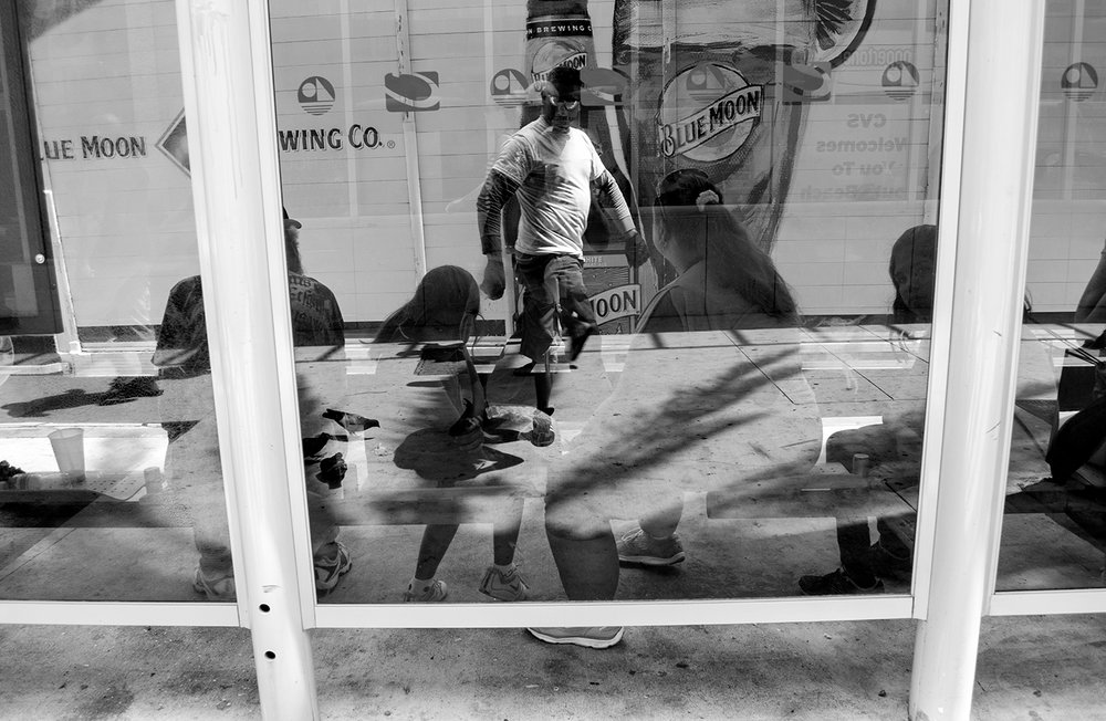 South Beach Bus Stop Reflection.jpg