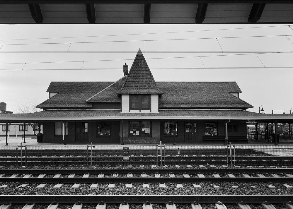 Passenger Station, Wayne, Pennsylvania
