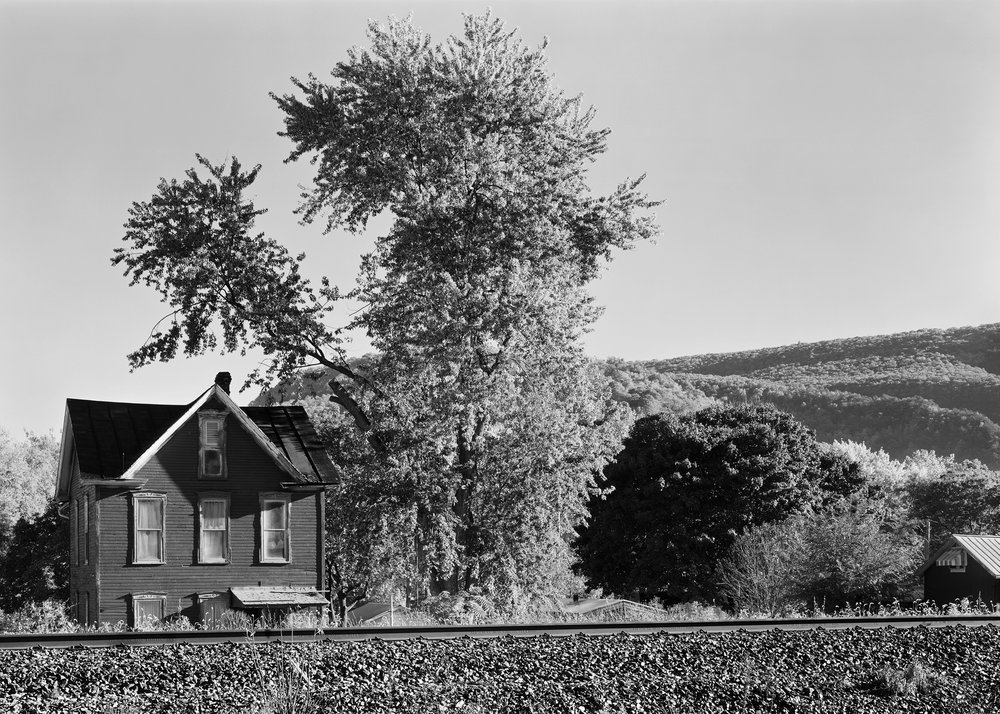 Farmhouse in the Foothills of Jack's Mountain, Mapleton, Pennsylvania