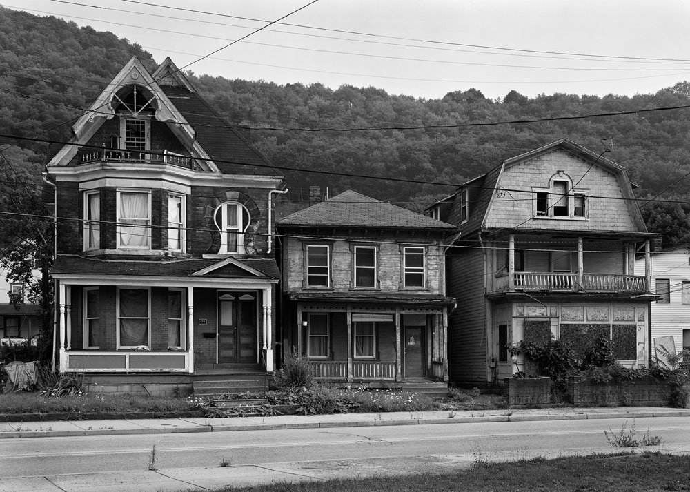 Three Houses, Old Conemaugh Section, Johnstown, Pennsylvania