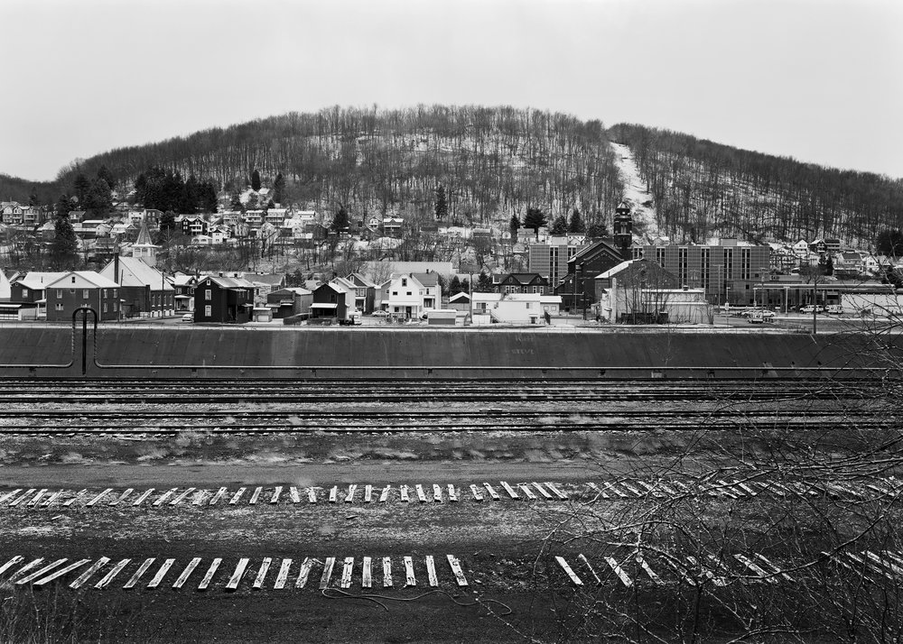 Conemaugh & Black Lick Rail Yard, Westmont Section, Johnstown, Pennsylvania