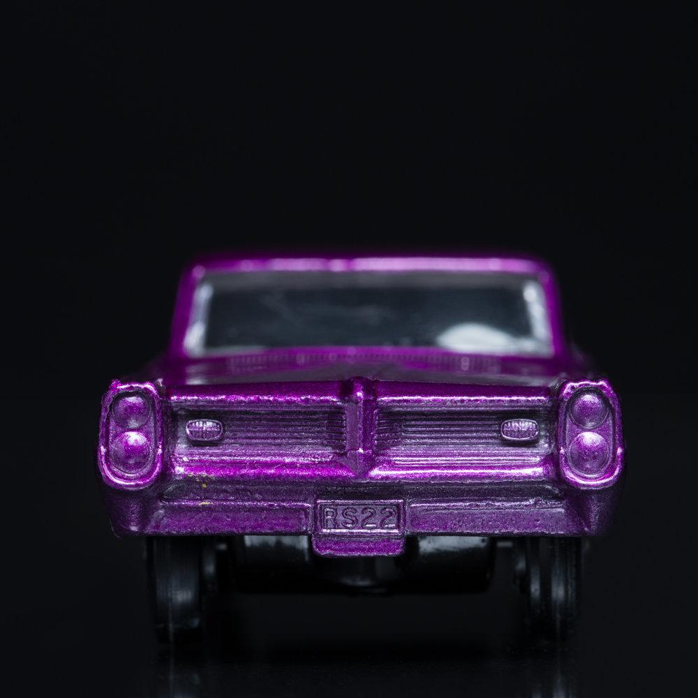 Pontiac GP SPort Coupe Purple