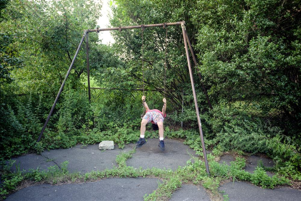 Staten Island, Michael Chovan-Dalton