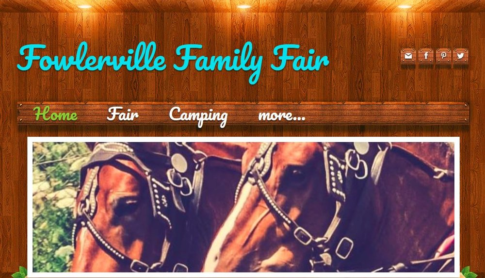 Can't miss the Fowlerville Fair!