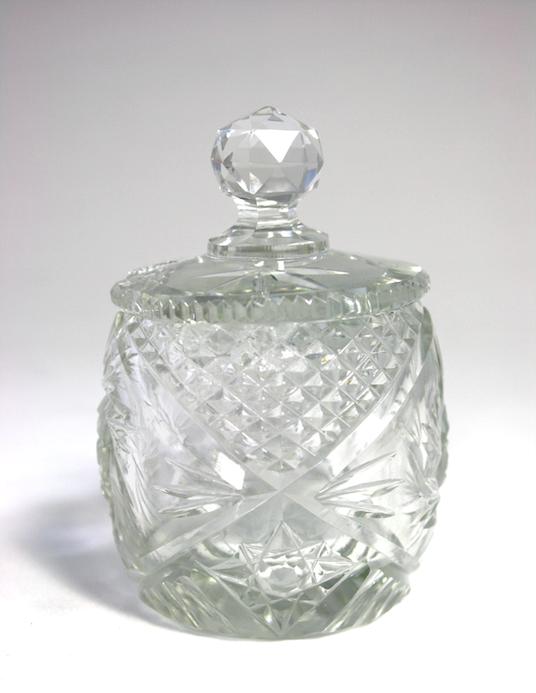 Boheems glas (na restauratie) - Particuliere collectie