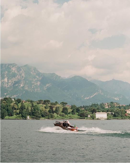 Jenny & harmon - lake como, Italy