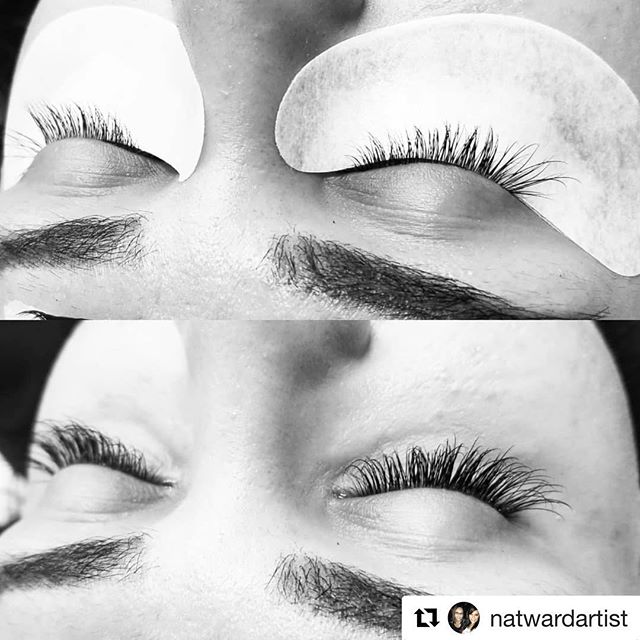 Great work from one of our amazing eyelash extension teachers. So lucky to have her on our team. ##classiclashextensions  @intlbeautyinstitute #lashes #lashextensions #eyelashextensions #classiclashes