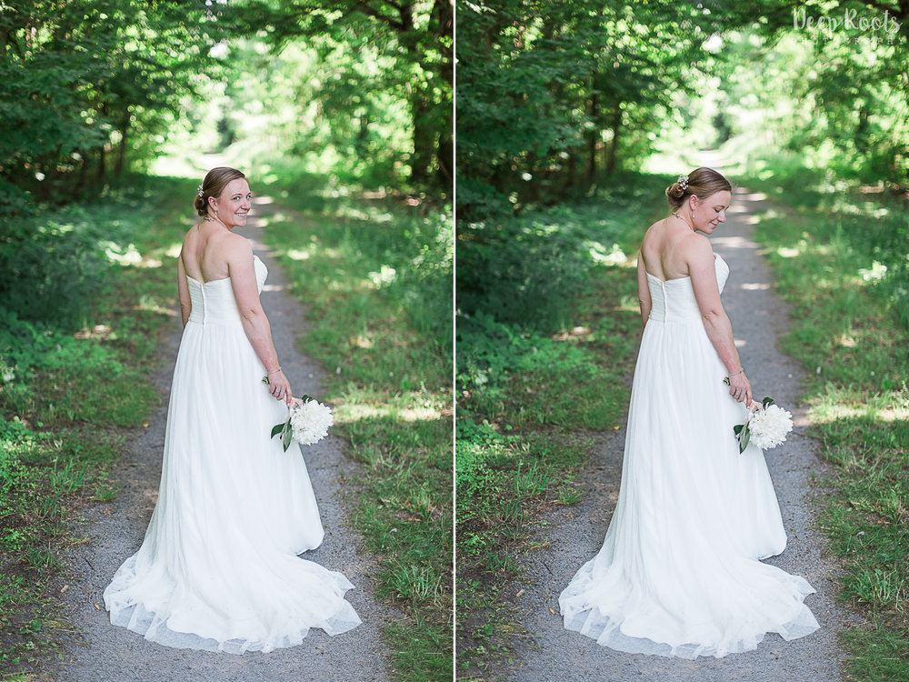 Sarah is beautiful inside and out and was such a gorgeous bride!